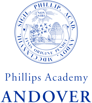Phillips Academy Seal and Wordmark